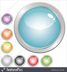 buttons designen templates buttons for web design stock illustration i2971394