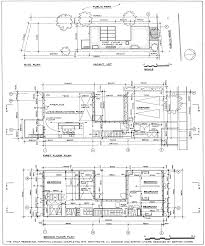 Site Floor Plan by Site Plan And Floor Plans The Wolf Residence By Barton Myers