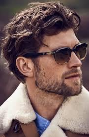 mens short hairstyles middle best 25 wavy hair men ideas on pinterest mens haircuts wavy
