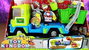 trash pack junk truck playset toy kingdom