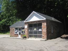 abandoned vermont gas station u2013 preservation in pink