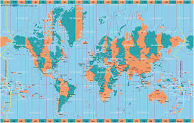 Map Of Time Zones by Atlas And Maps Online Globes Maps Of The World Worldmaps