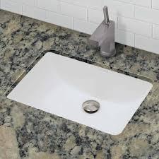 bathroom trough sink vanity rectangular bath sink white sink