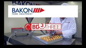 mod e cuisine uip bakon bd3 depositing machine
