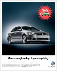 volkswagen jetta ads volkswagen great for the price of good u2014 john f dwight art