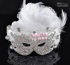 cheap masquerade masks wholesale christmas masquerade mask bridal feather flowers