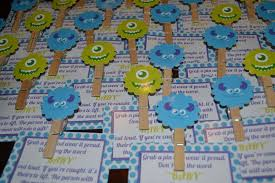 baby shower clothespin a manda creation inc baby shower day 5