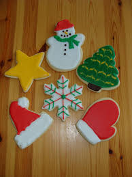 door county custom cakes and cookies santa moons and christmas
