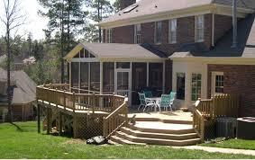 outdoor covered deck designs home u0026 gardens geek