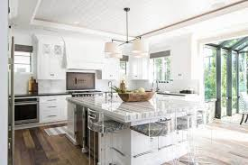 white marble kitchen island 50 gorgeous kitchen island design ideas homeluf