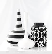 home decor black vases accessories id design bahrain home