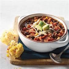 all american chili cooking light quinoa turkey chili recipe taste of home
