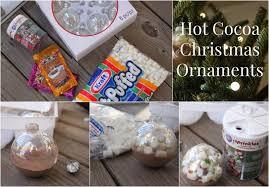 borrowed heaven cocoa christmas tree ornaments