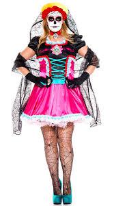 Halloween Costumes Size Size Dead Catrina Costume Size Dead Catrina