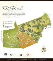 Dollywood Map Location Norton Creek Mountain Preserve