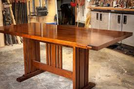 Arts And Crafts Dining Room Furniture Inspiring Crafts Style Dining Room Arts And Crafts Dining Table
