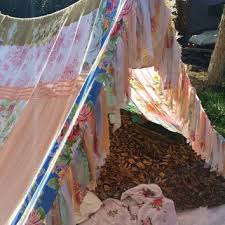 Boho Bed Canopy Boho Bed Canopy Hippie Hippiewild From Hippiewild On Etsy