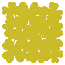 Pineapple Outdoor Rug 200x200 Cm Trèfle Rug Outdoor Rug Fermob