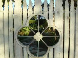 architectural fence design look thru window pinterest