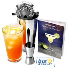 cocktail set basic cocktail shaker set with cocktail book cocktail set