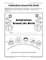 celebrations around the world teachervision