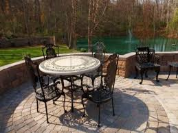 Patio Furniture For Small Spaces by Outdoor Furniture For Small Patio Small Decks And Patios Small