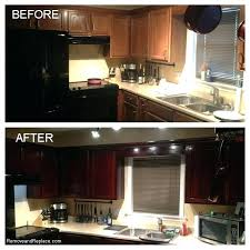 can you stain kitchen cabinets can you restain kitchen cabinets stain kitchen cabinets darker