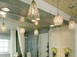 bathroom ceiling lighting ideas crafts home