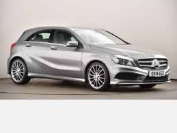grey mercedes a class used mercedes a class grey for sale motors co uk