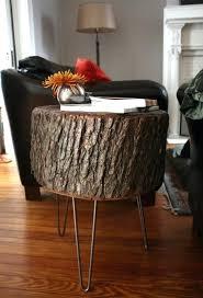 how to make a tree stump table wood stump furniture always wanted to make a tree stump table wood