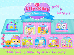 lily u0026 kitty baby house full android apps on google play