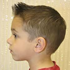 young boys haircuts short back and sides longer on top spiked front short back and sides kids pinterest shorts