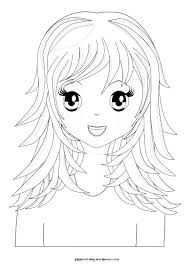 download hair coloring page ziho coloring