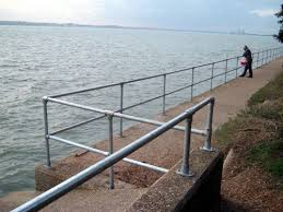 Galvanised Handrail Suppliers Of Interclamp Fittings Handrail U0026 Safety Barriers