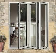 Bi Fold Doors Exterior by Visofold Bi Fold Door Nw Rooftech