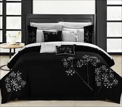 Twin White Comforter Set Bedroom Marvelous Black Bedspread Full Black Bedspread Twin