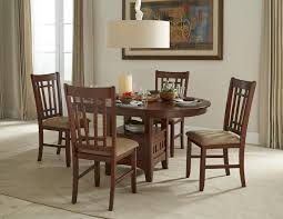 5 piece dining room sets intercon mission casuals oval dining table set with cushioned side