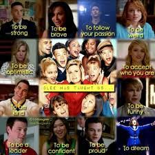 Glee Memes - glee has taught us glee feels pinterest glee