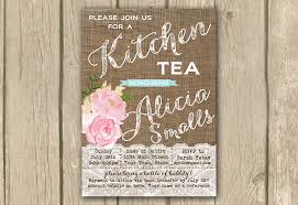 kitchen tea invitation ideas kitchen tea onepaperheart stationary invitations