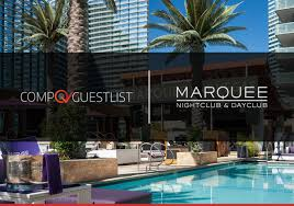 marquee dayclub guest list free guest list access