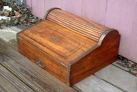 Roll Top Antique Desk Antique Camphorwood Maritime Lap Roll Top Desk Circa 1820 To 1840