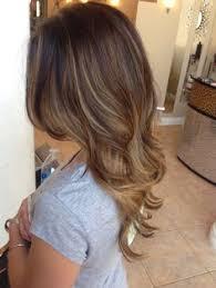 honey brown haie carmel highlights short hair balayage honey blonde ash blonde highlights ombré long layers