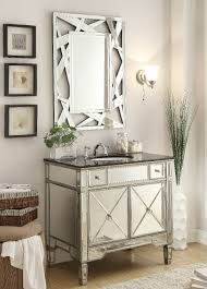 Mirrored Bathroom Vanity by Ashlyn 36 Inch Vanity U0026 Mirror Yr 023g Mr 2206