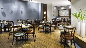 downtown toronto dining at the mizzen restaurant the westin