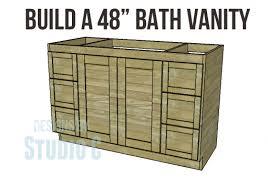 Bathroom Vanity Woodworking Plans Bathroom Vanity Design Plans Completure Co