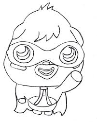coloring pages free coloring pages of cute monster inc divine