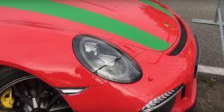 lava orange porsche lava orange 2017 porsche 911 r with green stripes is only for the