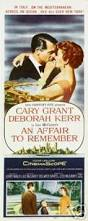 an affair to remember movie print 12 x 18 free shipping 13 00