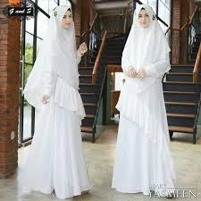 wedding dress syari butik ahzaku yasmeen syari g s