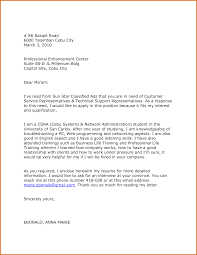 How To Write An Application by University Cover Letter Examples 79 Images College